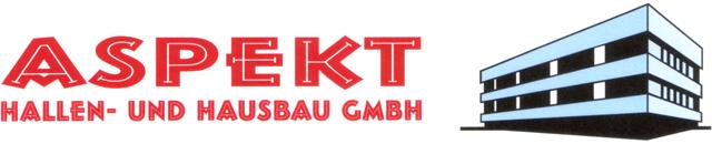 Logo ASPEKT Hallenbau